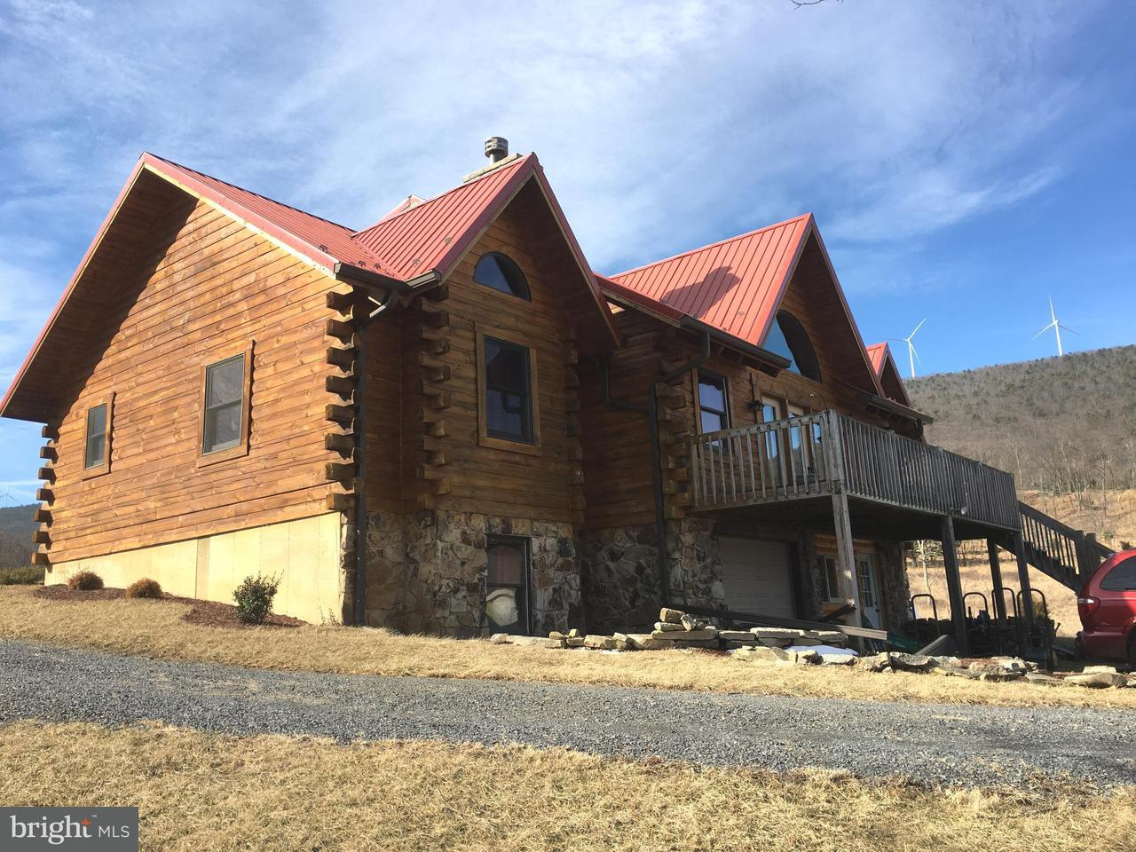 Single Family for Sale at 1249 Nancy Hanks Dr New Creek, West Virginia 26743 United States