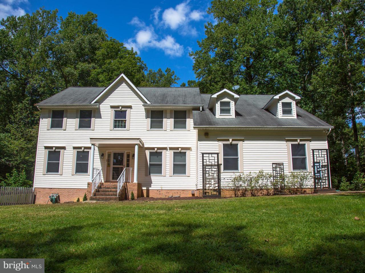 Single Family for Sale at 9045 Gunston Rd Welcome, Maryland 20693 United States