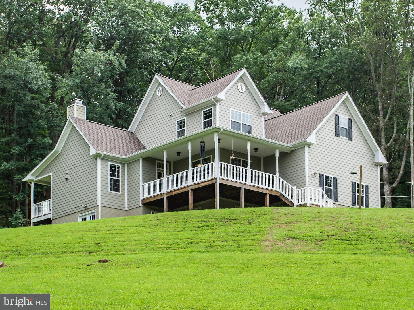 Single Family for Sale at 1751 Wardensville Pike Star Tannery, Virginia 22654 United States