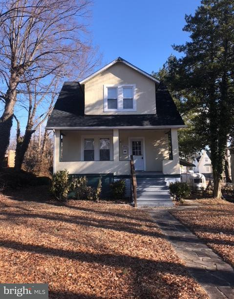 Single Family for Sale at 2806 Pinewood Ave Baltimore, Maryland 21214 United States