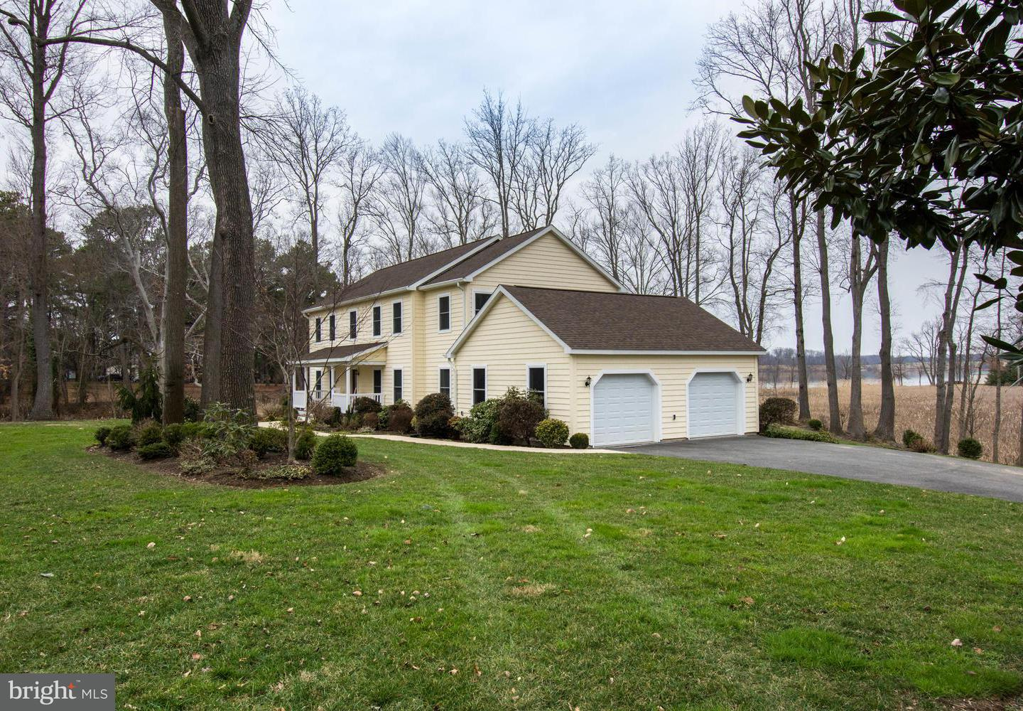 Single Family for Sale at 29030 Belchester Rd Kennedyville, Maryland 21645 United States
