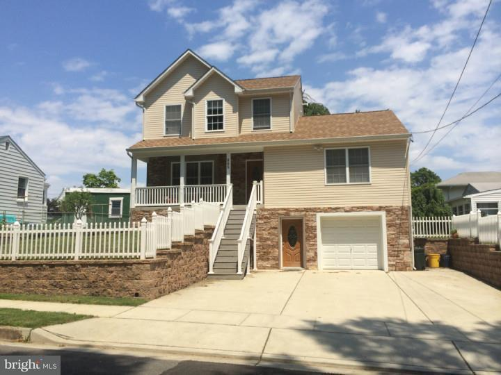 Single Family Home for Sale at 205 WALNUT Avenue Bellmawr, New Jersey 08031 United States