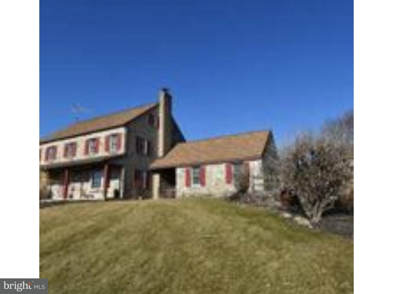 Частный односемейный дом для того Продажа на 709 BENNICOFF Road Kutztown, Пенсильвания 19530 Соединенные Штаты