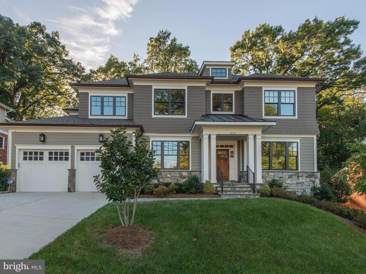 Single Family Home for Sale at 4124 Richmond St N 4124 Richmond St N Arlington, Virginia 22207 United States