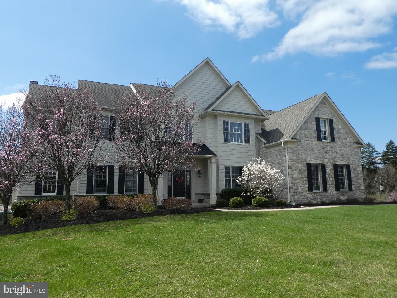 Maison unifamiliale pour l Vente à 2423 APRIL Drive Jamison, Pennsylvanie 18929 États-Unis