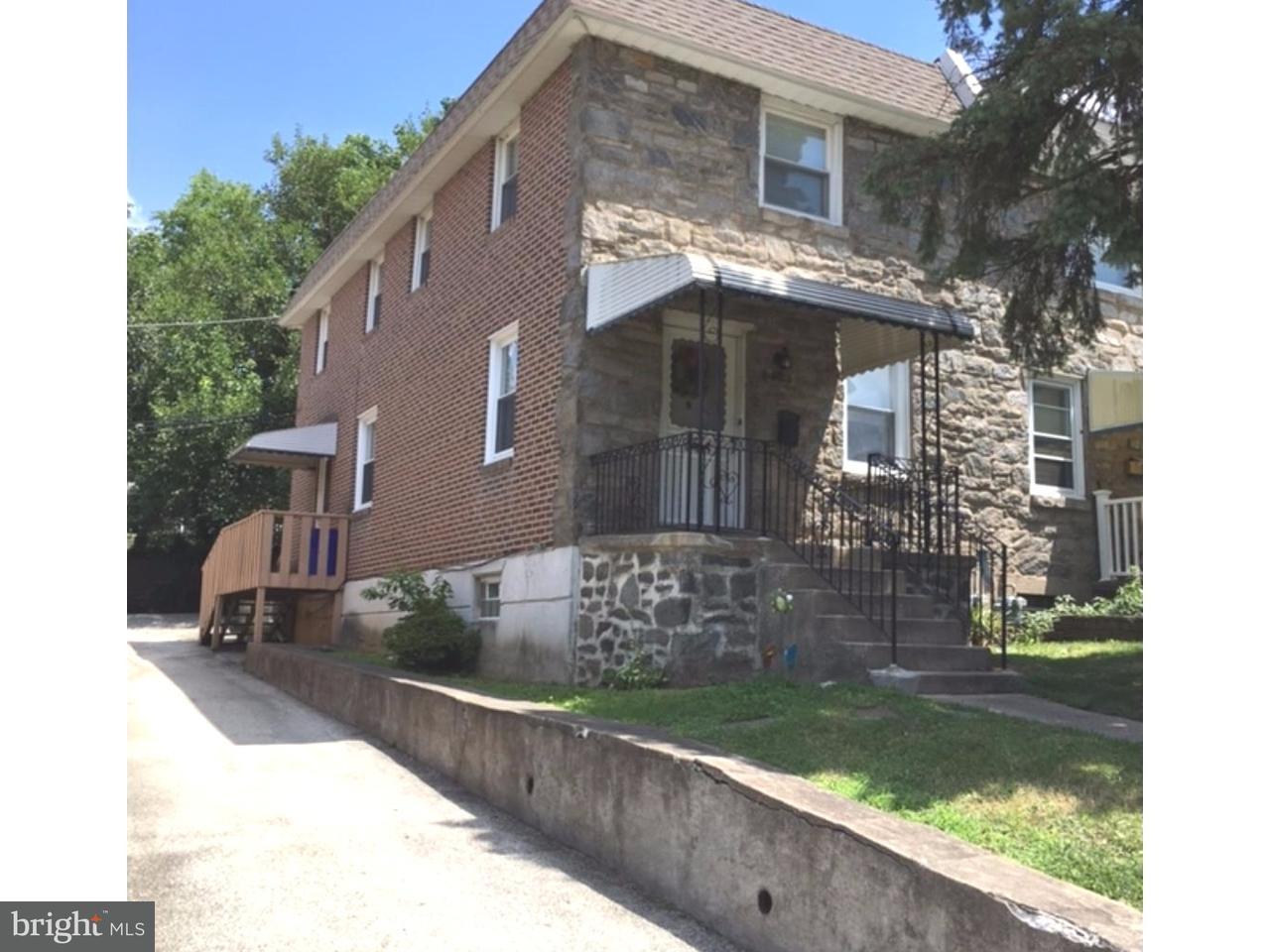 Maison accolée pour l à louer à 423 BLYTHE Avenue Drexel Hill, Pennsylvanie 19026 États-Unis