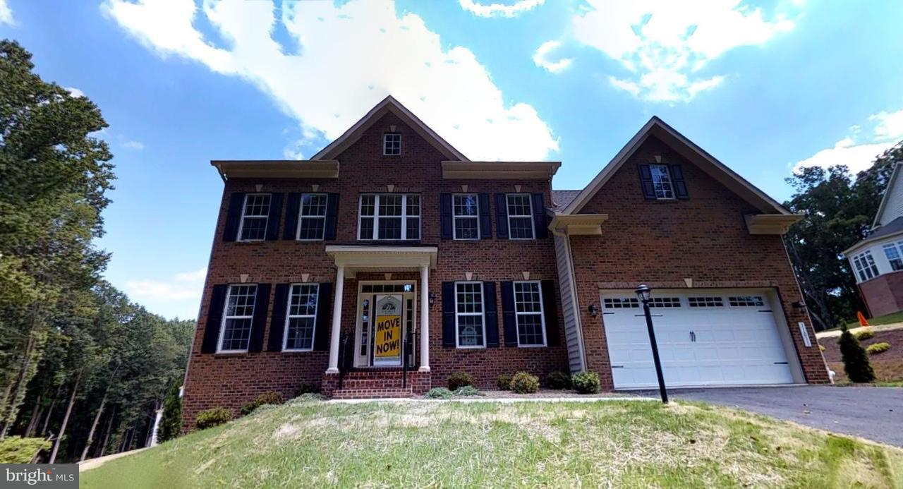 Single Family Home for Sale at 11031 Fuzzy Hollow Way 11031 Fuzzy Hollow Way Marriottsville, Maryland 21104 United States