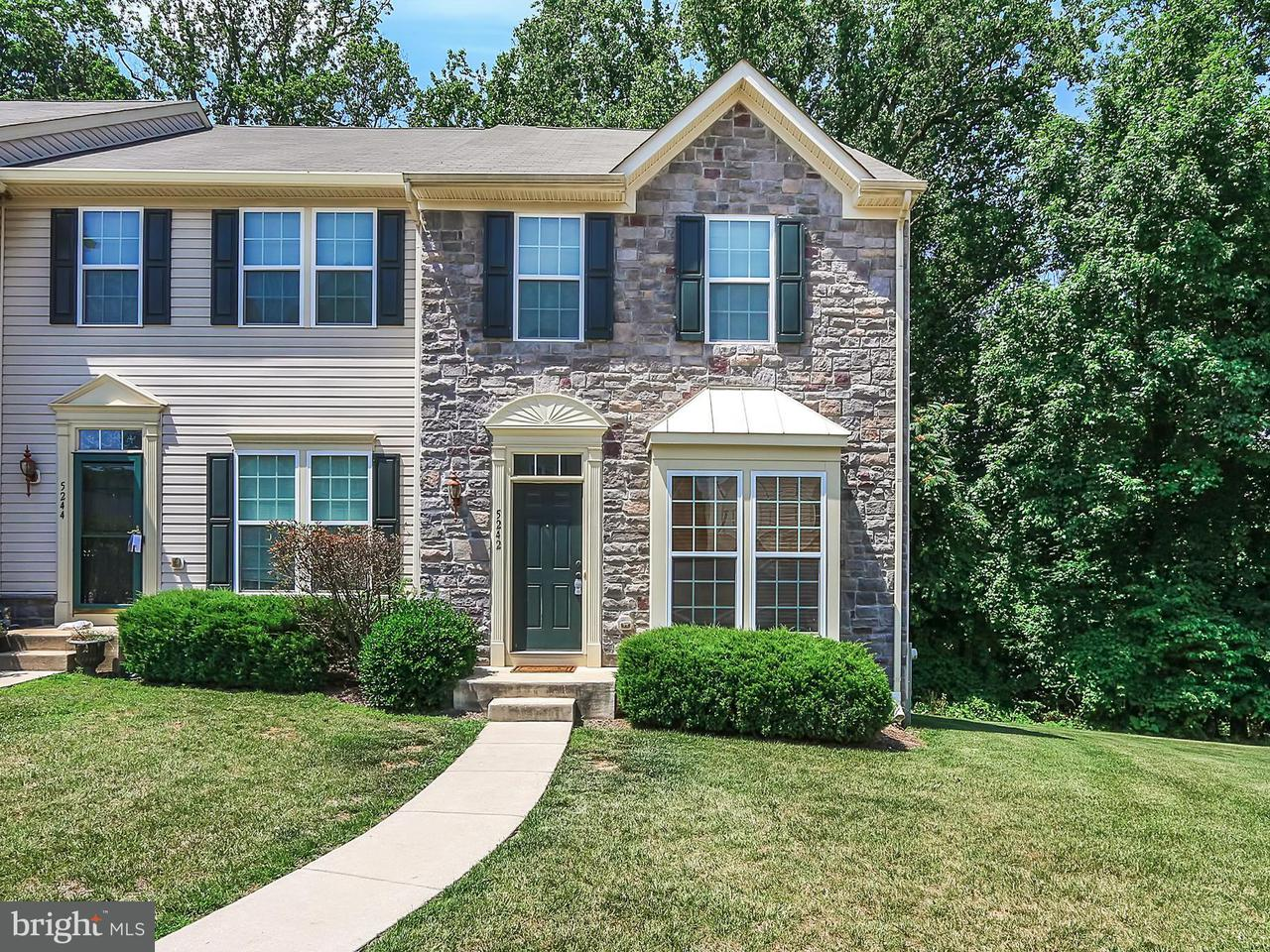 Single Family for Sale at 5242 Wyndholme Cir #43 Baltimore, Maryland 21229 United States