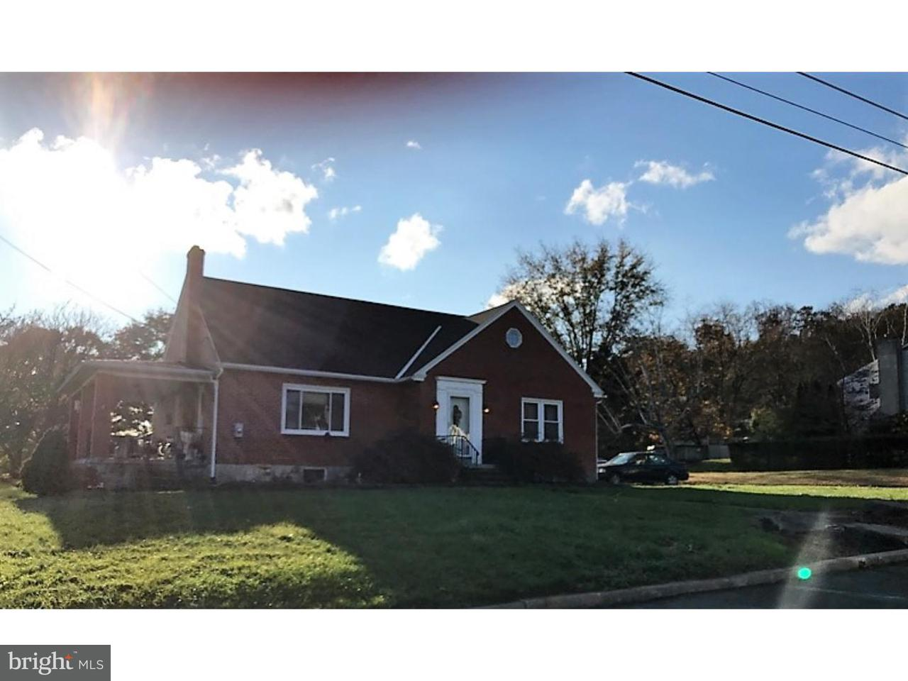 Single Family Home for Sale at 214 N 7TH Street Bally, Pennsylvania 19503 United States