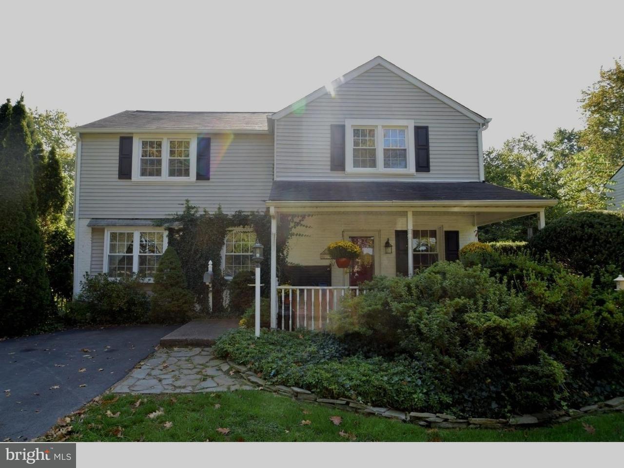 Maison unifamiliale pour l Vente à 324 TWINING Road Oreland, Pennsylvanie 19075 États-Unis