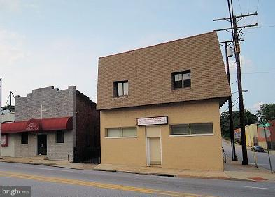 Photo of home for sale at 3204 Frederick Avenue, Baltimore MD