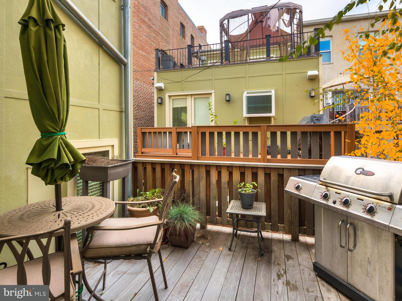 Additional photo for property listing at 1217 10th St Nw #C 1217 10th St Nw #C Washington, District Of Columbia 20001 United States