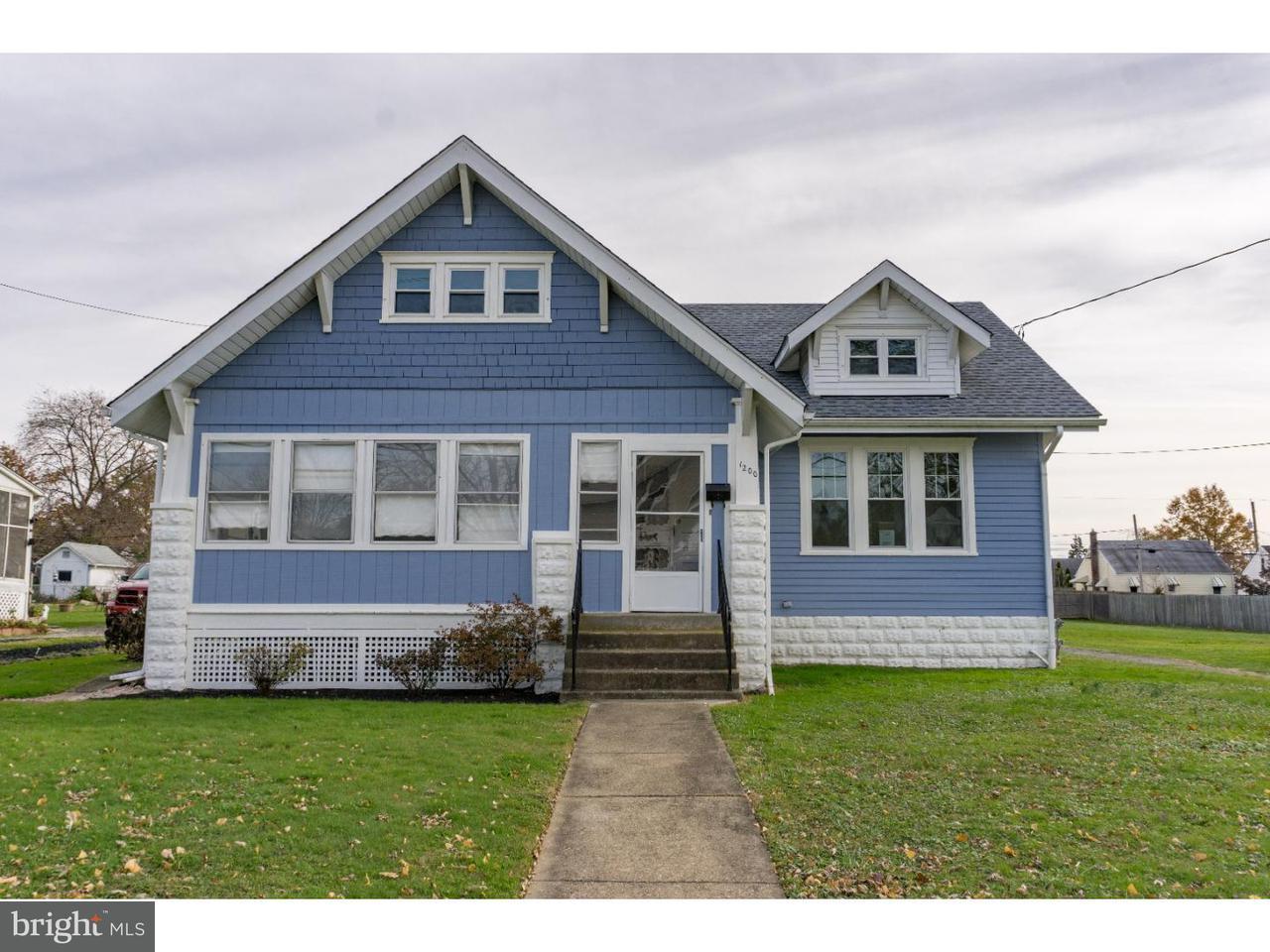 Maison unifamiliale pour l Vente à 1200 SPRUCE Avenue Elsmere, Delaware 19805 États-Unis