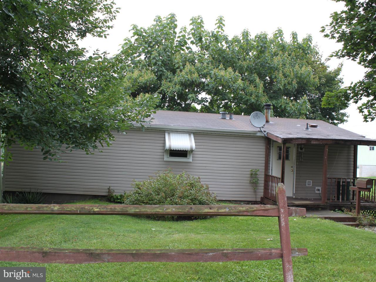 Single Family for Sale at 226 Shirley St Mount Union, Pennsylvania 17066 United States
