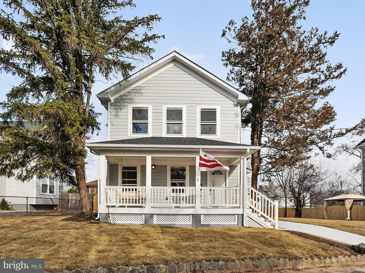 Single Family for Sale at 2804 Brentwood Rd NE Washington, District Of Columbia 20018 United States