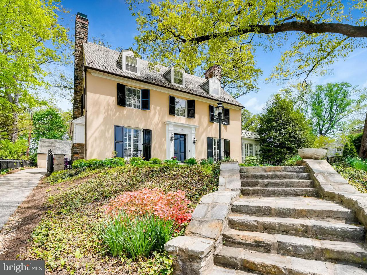 Einfamilienhaus für Verkauf beim 4307 Charles Street 4307 Charles Street Baltimore, Maryland 21218 Vereinigte Staaten