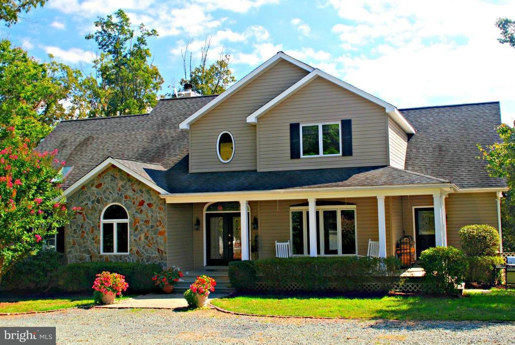 一戸建て のために 売買 アット 581 Blacks Lane 581 Blacks Lane Scottsville, バージニア 24590 アメリカ合衆国