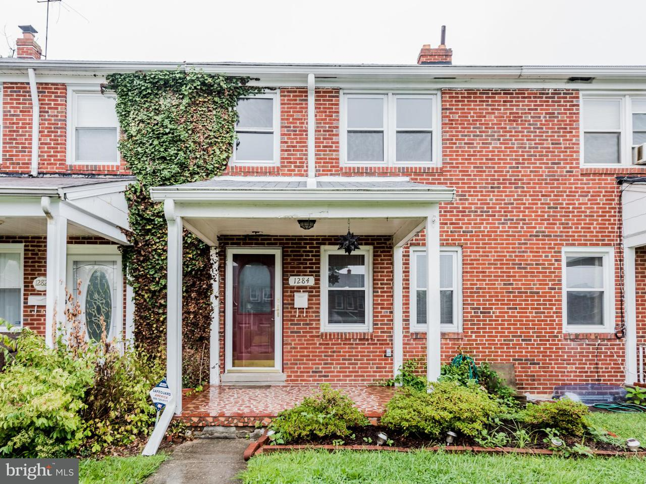 Single Family for Sale at 1284 Cedarcroft Rd Baltimore, Maryland 21239 United States