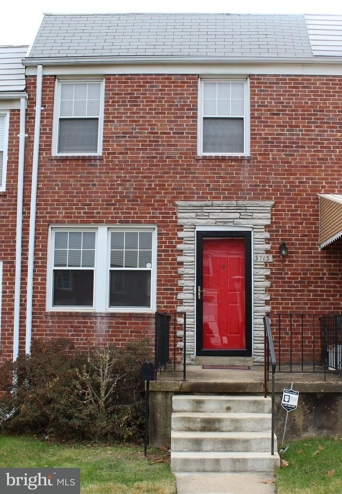 Other Residential for Rent at 3713 Elmora Ave Baltimore, Maryland 21213 United States