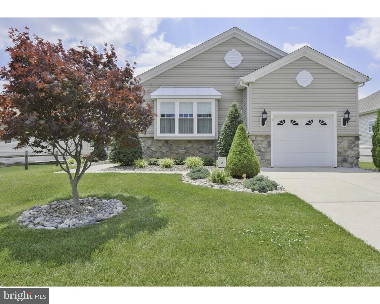 Casa Unifamiliar por un Venta en 3 JUNE ANN Drive Clayton, Nueva Jersey 08312 Estados Unidos
