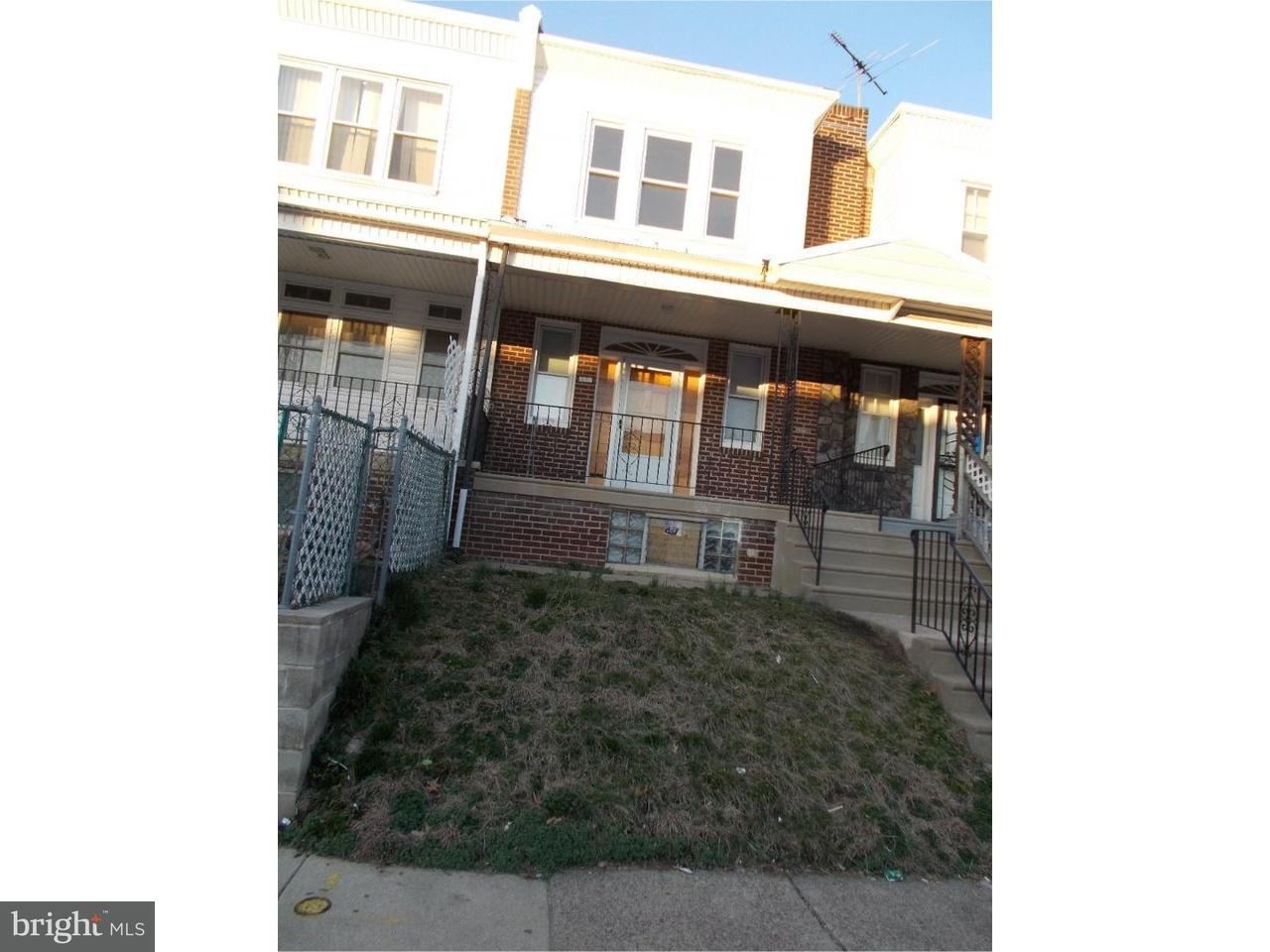 Townhouse for Rent at 585 E CHELTENHAM Avenue Philadelphia, Pennsylvania 19120 United States