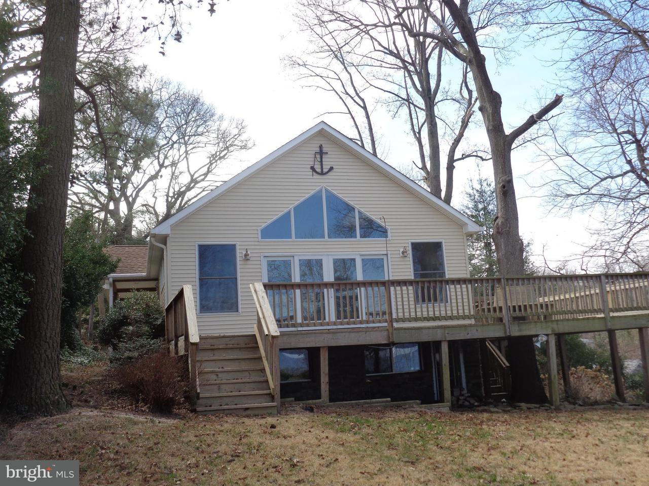 Single Family Home for Sale at 1819 Highland Drive 1819 Highland Drive St. Leonard, Maryland 20685 United States