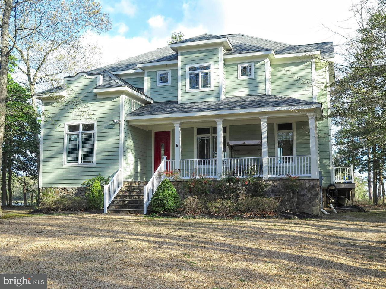 Single Family for Sale at 865 Blackbeard Pond Rd Hague, Virginia 22469 United States