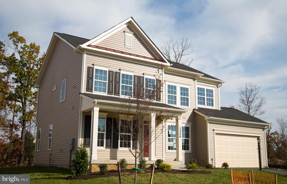 Single Family Home for Sale at 12240 Sedge Street 12240 Sedge Street Bristow, Virginia 20136 United States