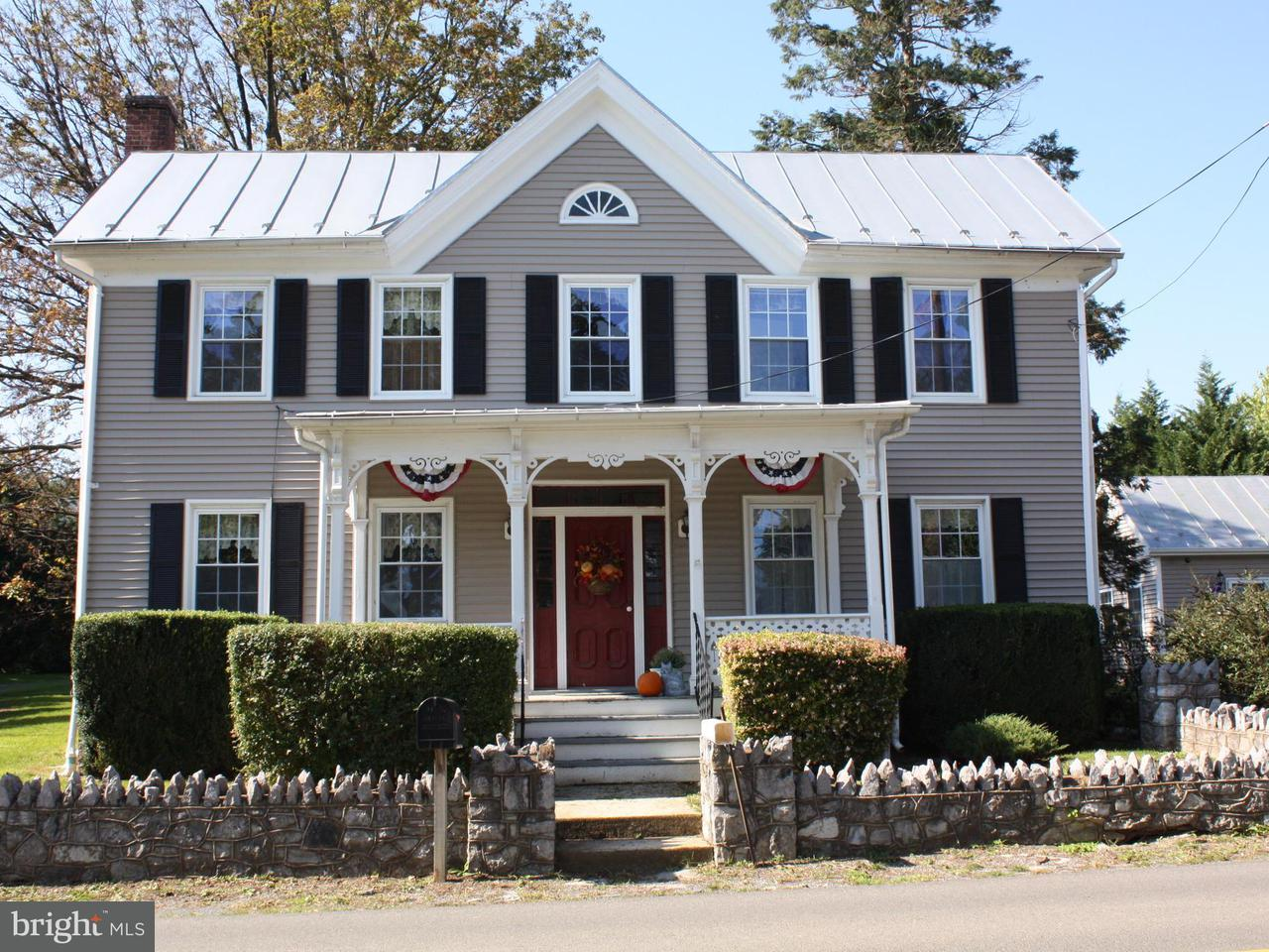 Single Family for Sale at 12335/12339 Back Rd Toms Brook, Virginia 22660 United States