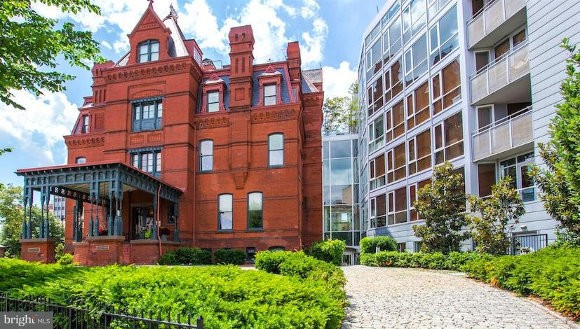 Condominium for Sale at 2002 Massachusetts Ave NW #2a Washington, District Of Columbia 20036 United States