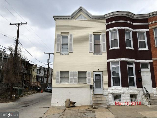 Single Family for Sale at 2300 Avalon Ave Baltimore, Maryland 21217 United States