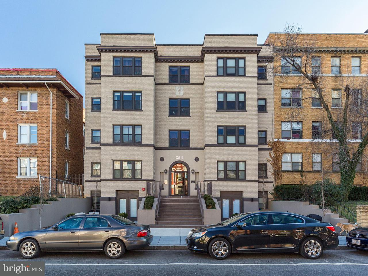 Condominium for Sale at 3511 13th St NW #205 Washington, District Of Columbia 20010 United States