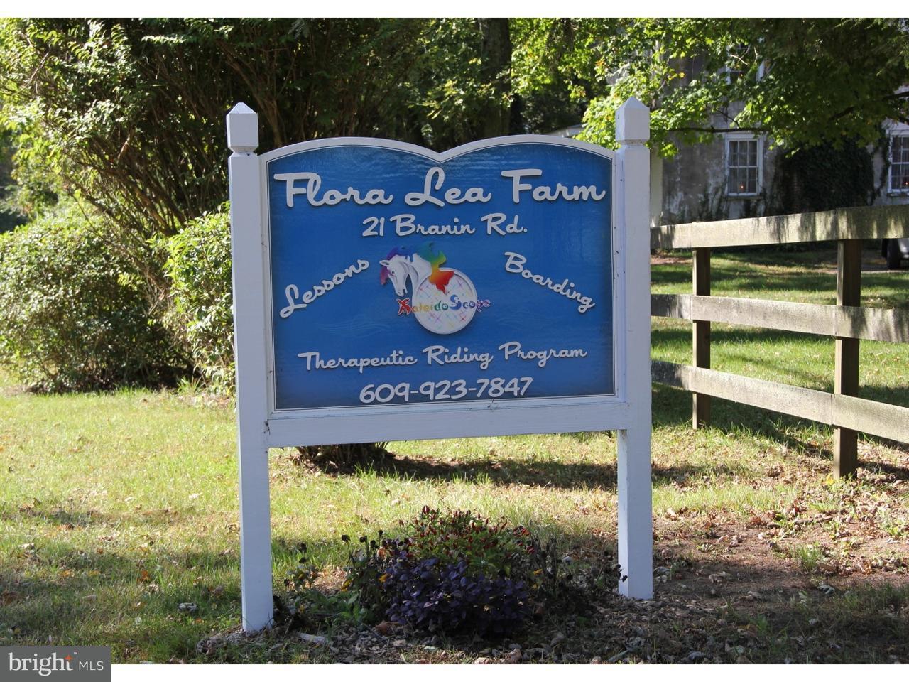Частный односемейный дом для того Продажа на 21 BRANIN Road Medford, Нью-Джерси 08055 Соединенные Штаты