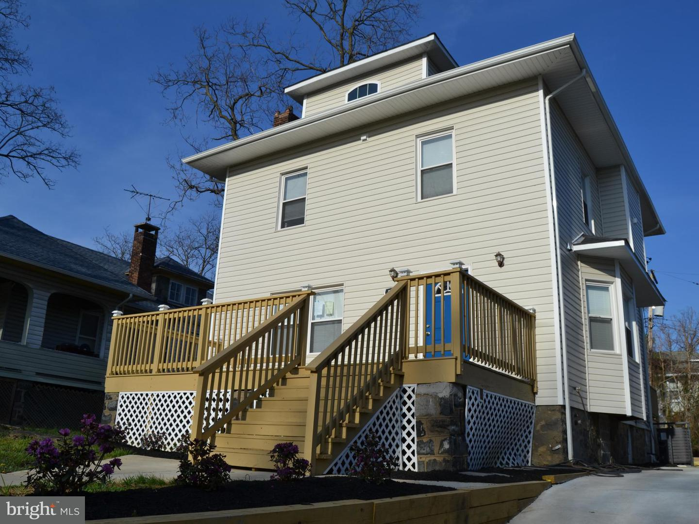 Single Family for Sale at 2913 Chelsea Ter Baltimore, Maryland 21216 United States