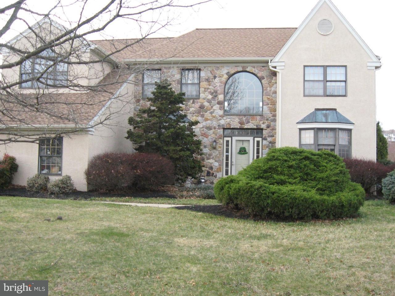 Single Family Home for Sale at 1030 SKYLINE Circle Audubon, Pennsylvania 19403 United States