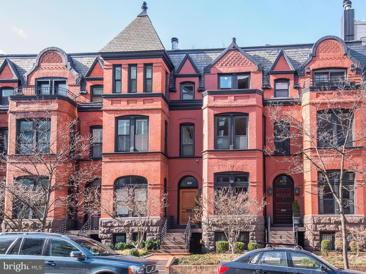 Townhouse for Sale at 1010 22nd St Nw 1010 22nd St Nw Washington, District Of Columbia 20037 United States