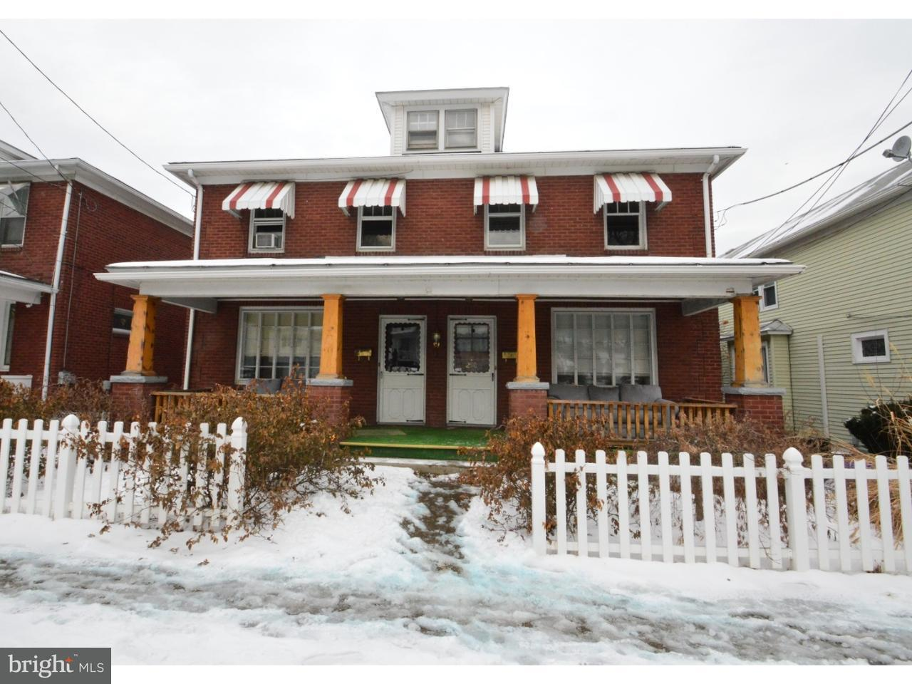 Duplex for Sale at 290-292 LEE PARK Avenue Wilkes Barre, Pennsylvania 18706 United States