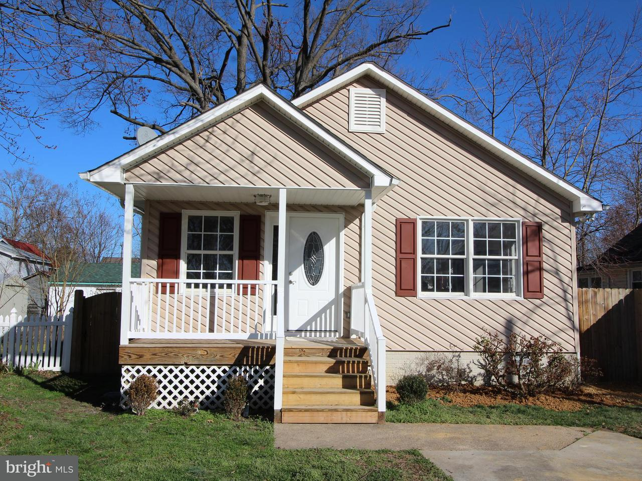 Single Family for Sale at 312 Marshall Ave Colonial Beach, Virginia 22443 United States
