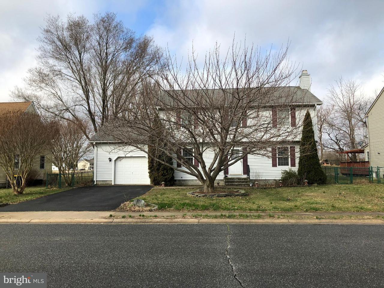 Single Family Home for Rent at 409 RYAN Court Felton, Delaware 19943 United States