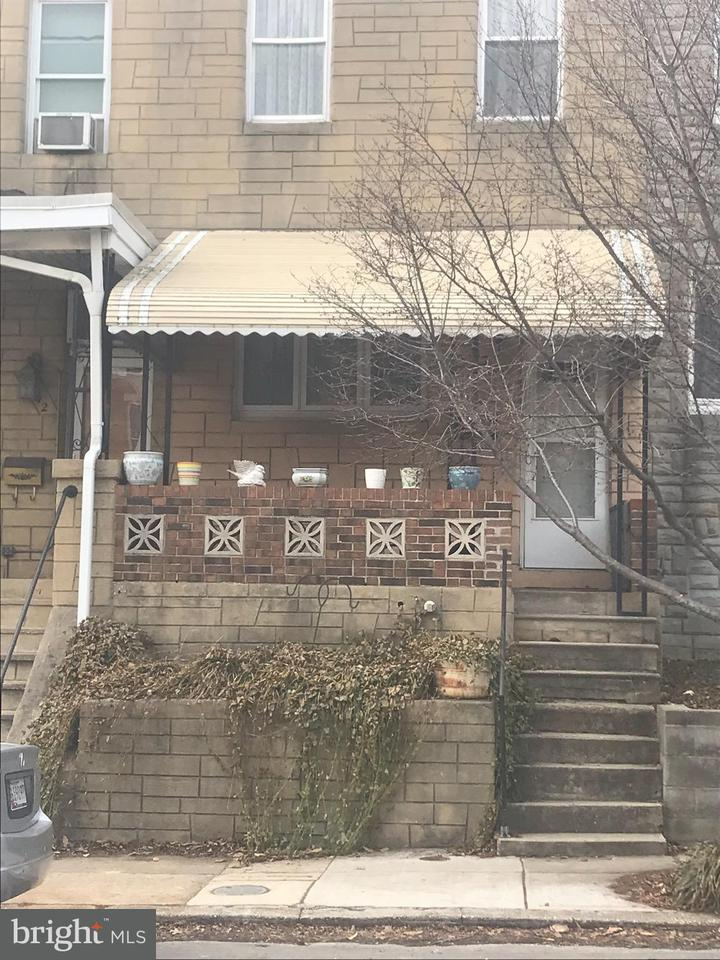 Single Family for Sale at 3144 Keswick Rd Baltimore, Maryland 21211 United States