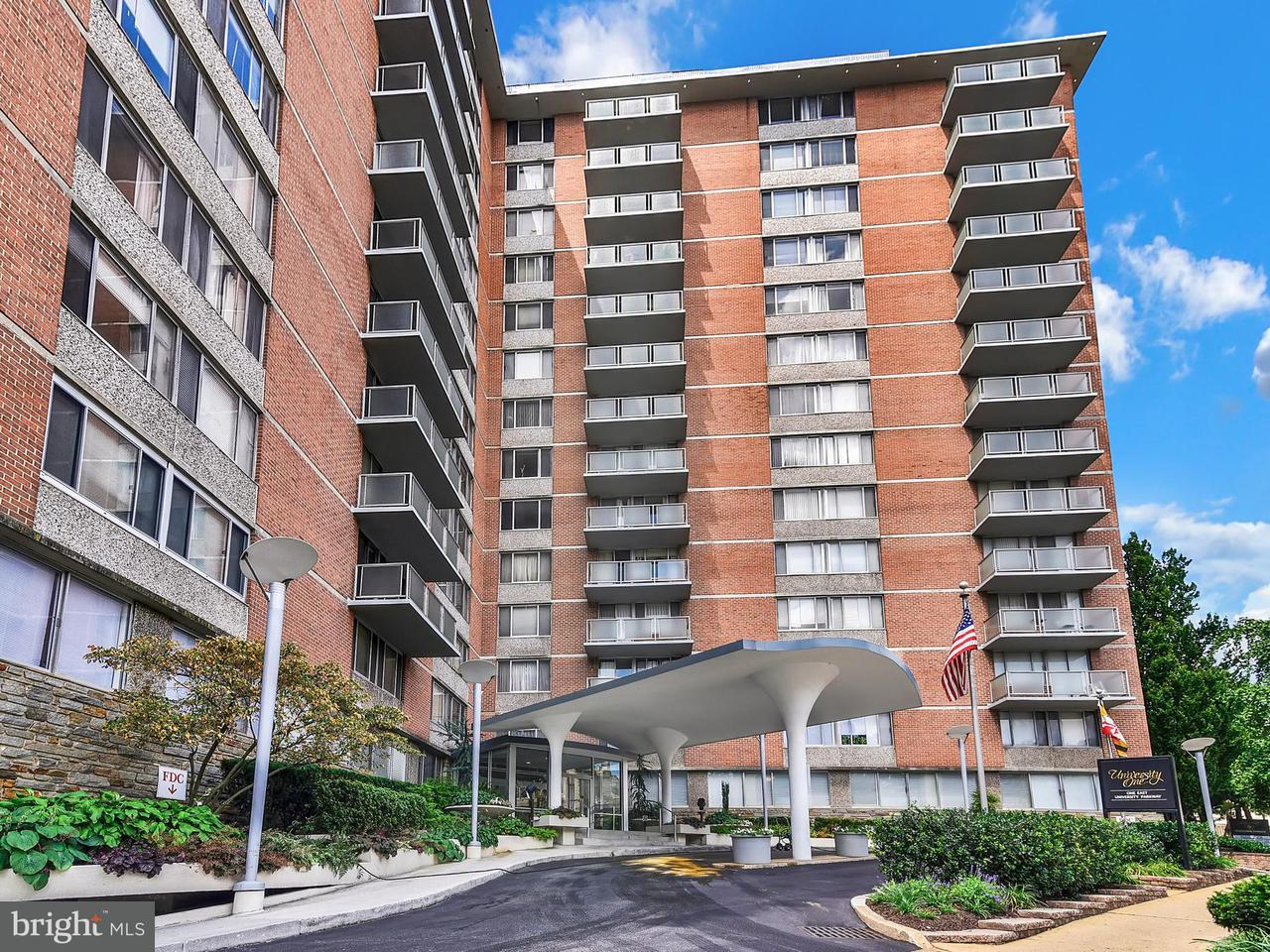 Other Residential for Rent at 1 University Pkwy E #206 Baltimore, Maryland 21218 United States