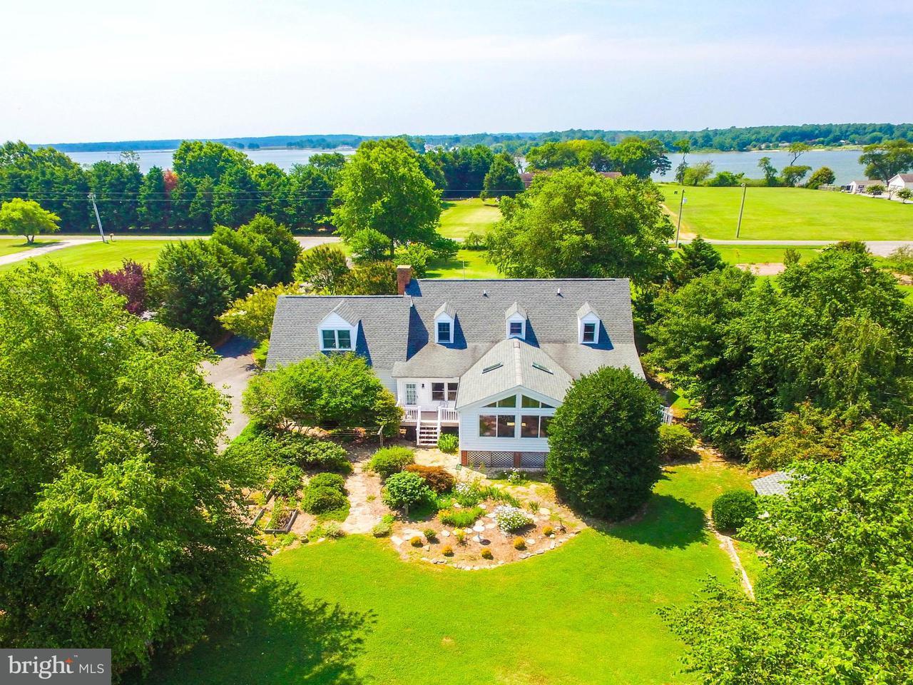 獨棟家庭住宅 為 出售 在 1509 Cowart Road 1509 Cowart Road Lottsburg, 弗吉尼亞州 22511 美國