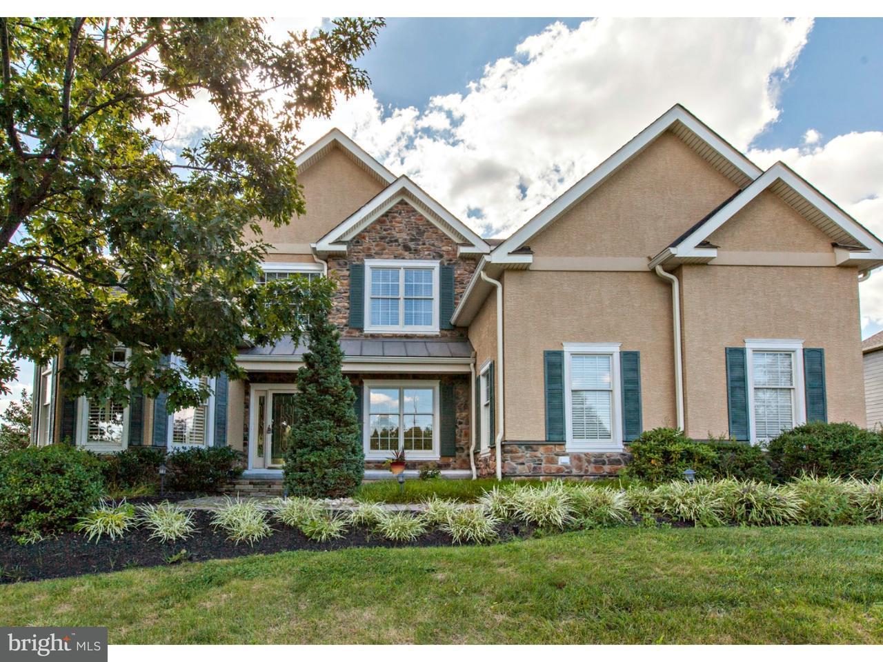 独户住宅 为 出租 在 143 PALSGROVE WAY 切斯特斯普林斯, 宾夕法尼亚州 19425 美国