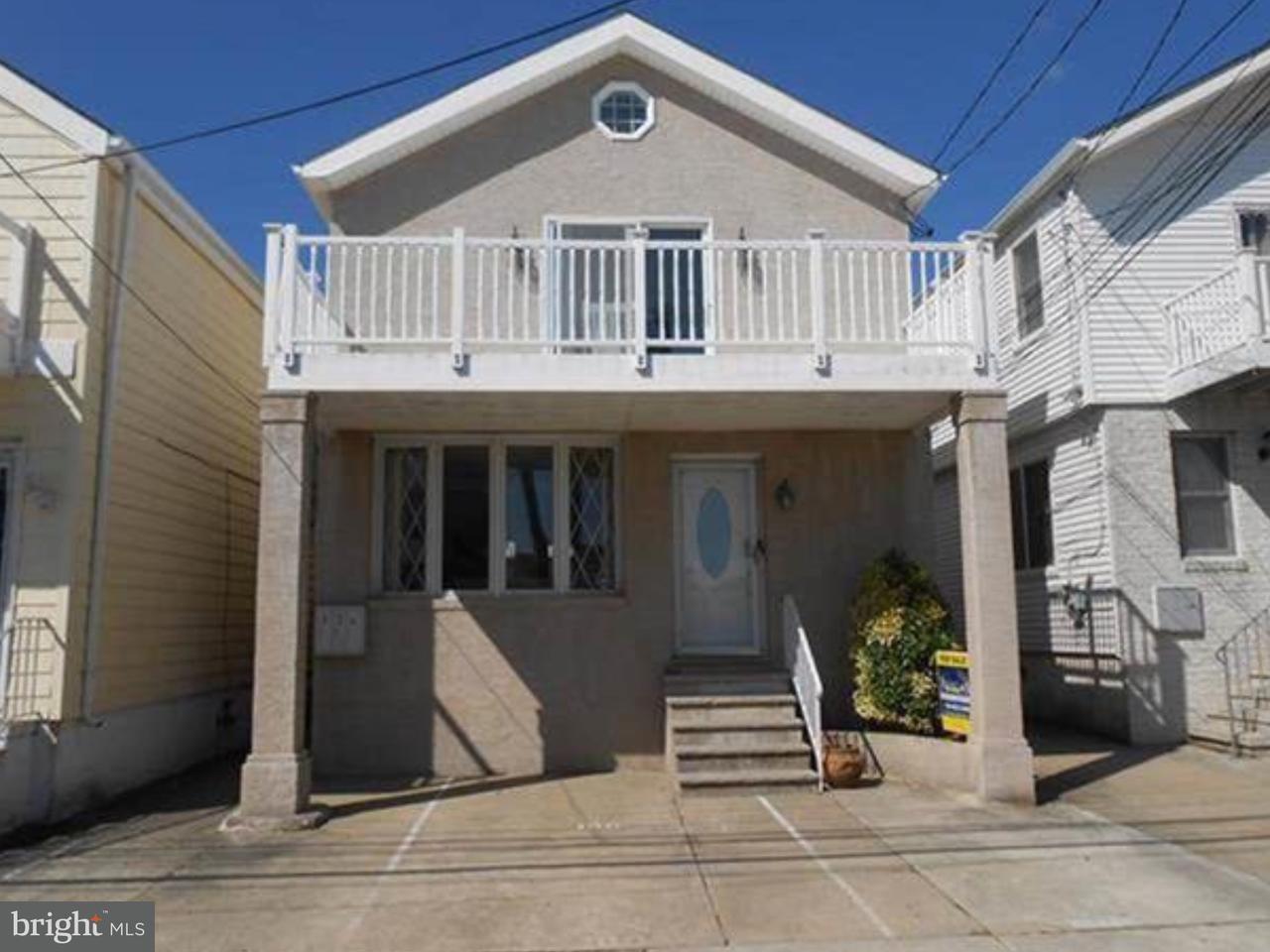 Частный односемейный дом для того Продажа на 10 S ADAMS Avenue Margate City, Нью-Джерси 08402 Соединенные Штаты