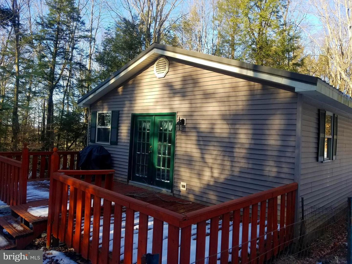 Single Family for Sale at 2540 Off Al Brown Road Bayard, West Virginia 26707 United States