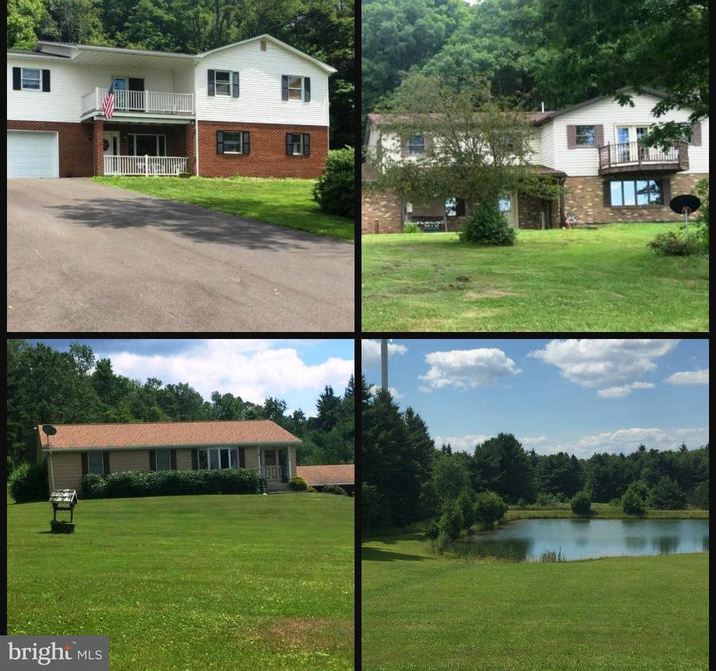 Villa per Vendita alle ore 853 St Johns Rock Road 853 St Johns Rock Road Frostburg, Maryland 21532 Stati Uniti