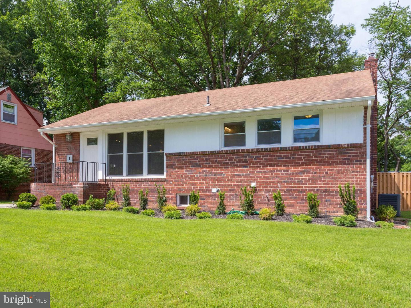 Single Family for Sale at 6460 Fairborn Ter New Carrollton, Maryland 20784 United States