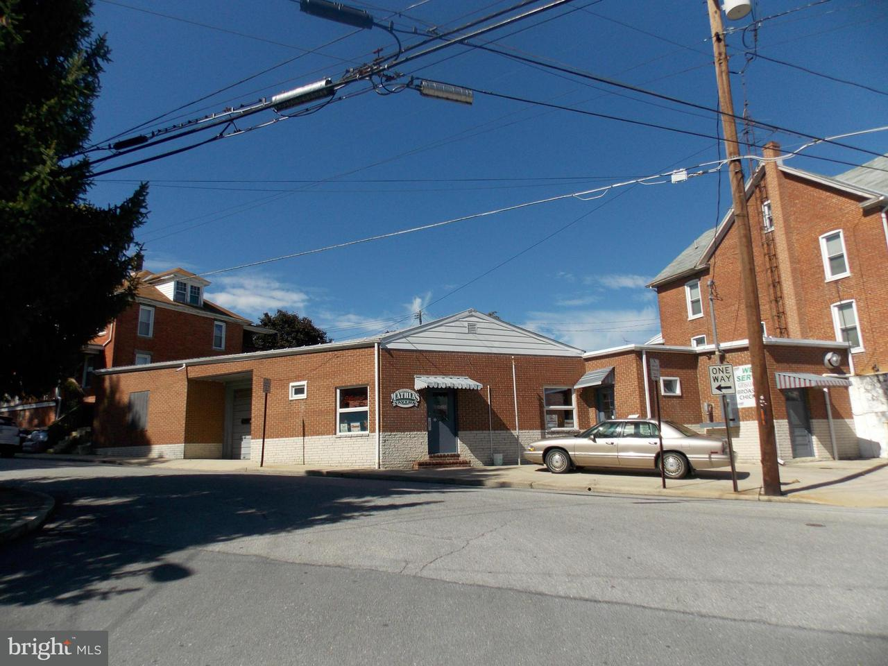 Commercial for Sale at 300 Cleveland Ave Waynesboro, Pennsylvania 17268 United States
