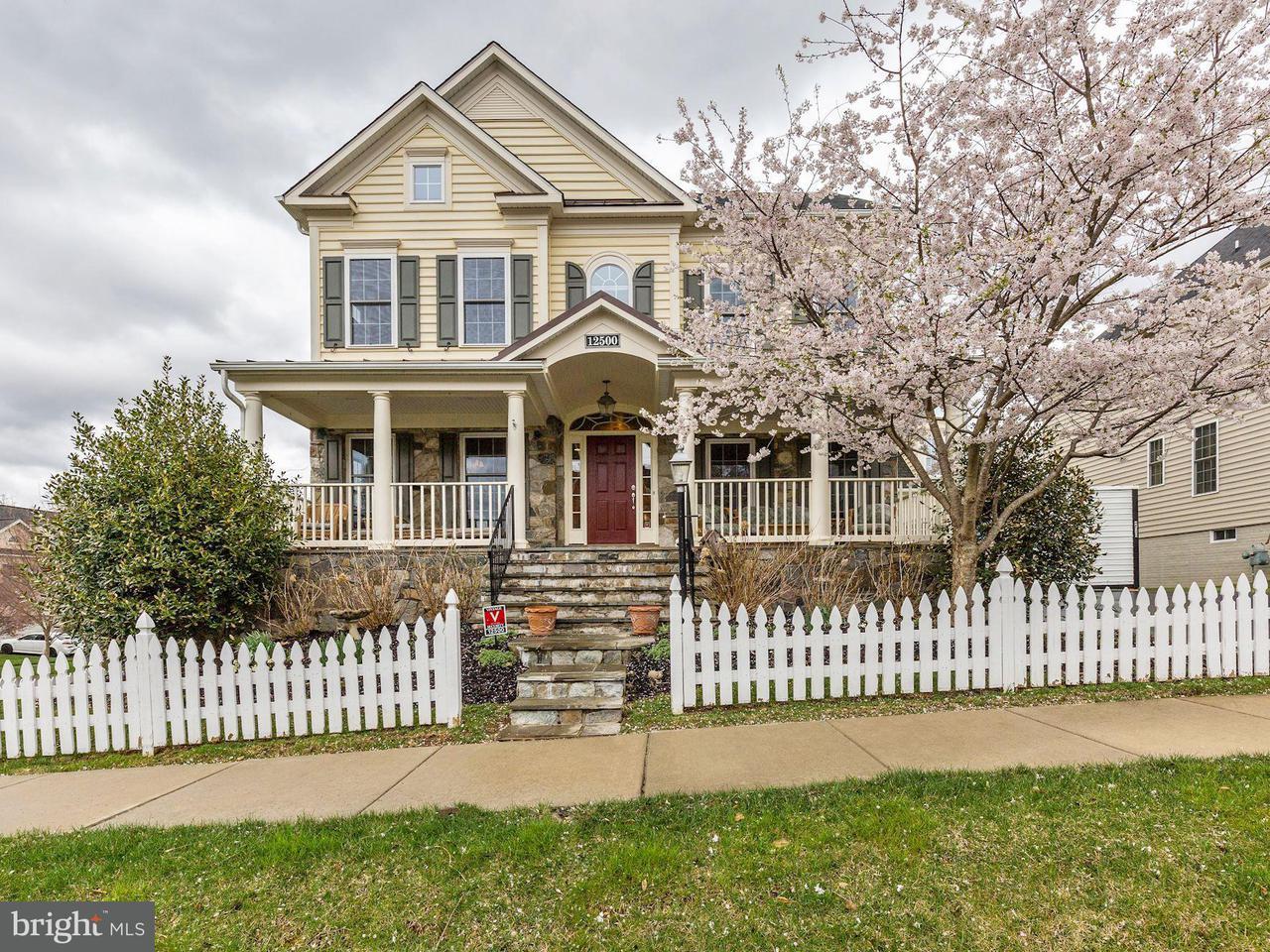Einfamilienhaus für Verkauf beim 12500 Grand Elm Street 12500 Grand Elm Street Clarksburg, Maryland 20871 Vereinigte Staaten