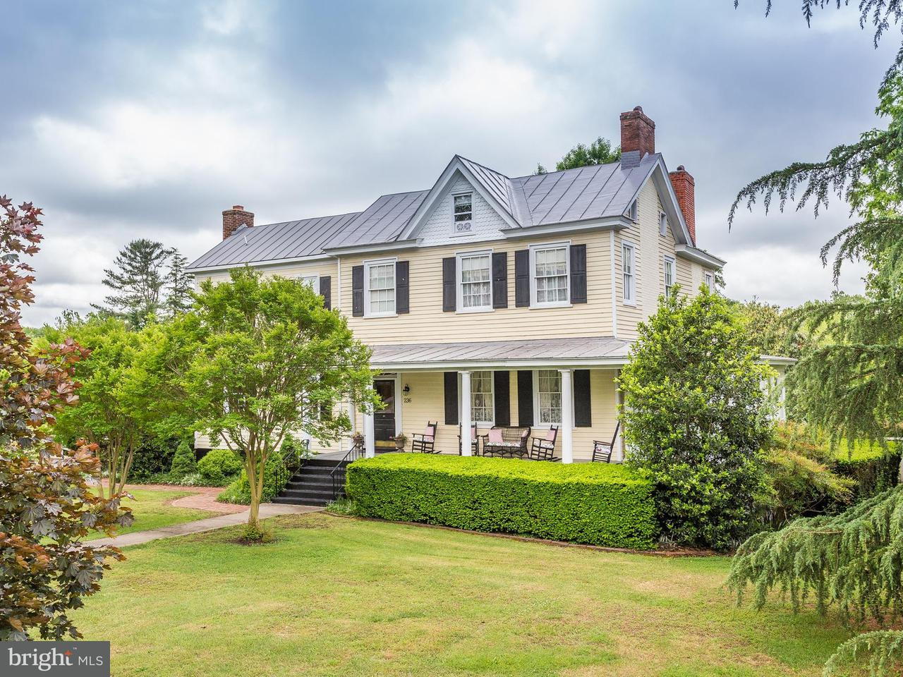 Single Family for Sale at 236 N Main St Bowling Green, Virginia 22427 United States